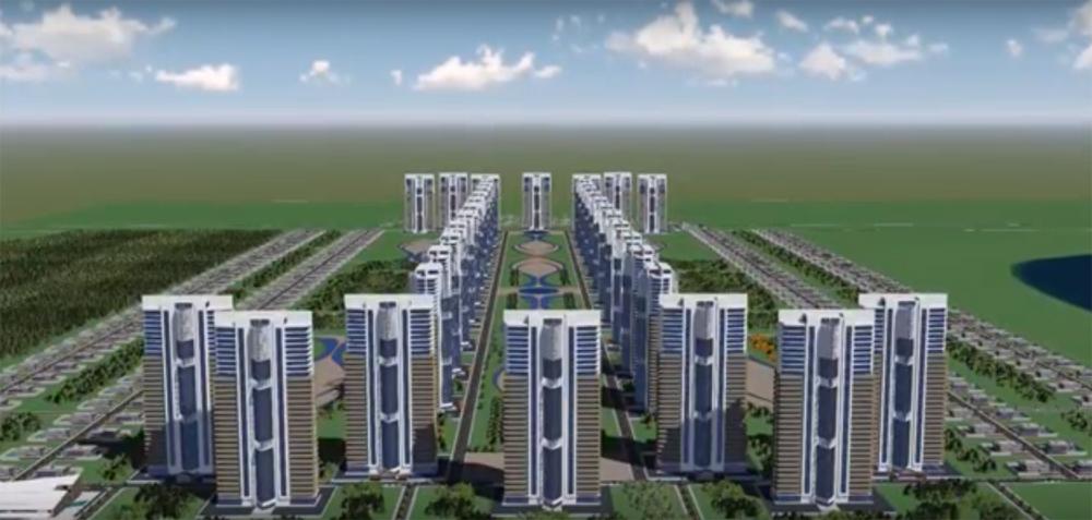 Ulan-Batur / Moğolistan Şehir Planlaması