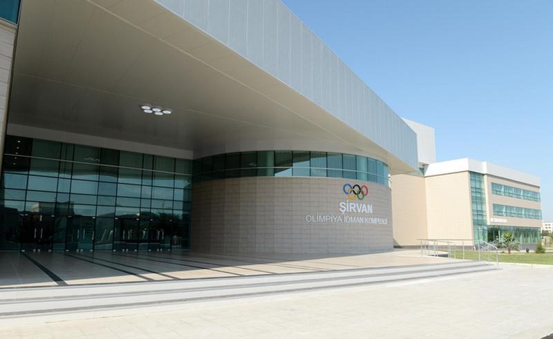 Azerbaycan Şirvan Olimpiyat Kompleksi